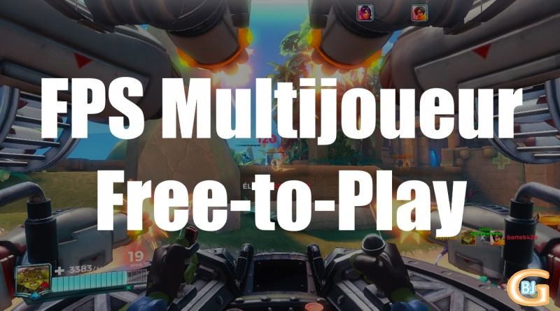 fps multijoueur gratuit - multiplayer fps free to play