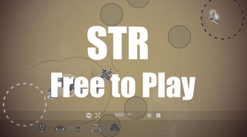 STR Free to Play