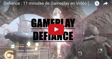 Gameplay Defiance en vidéo