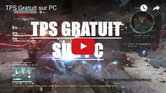 video tps gratuit sur pc