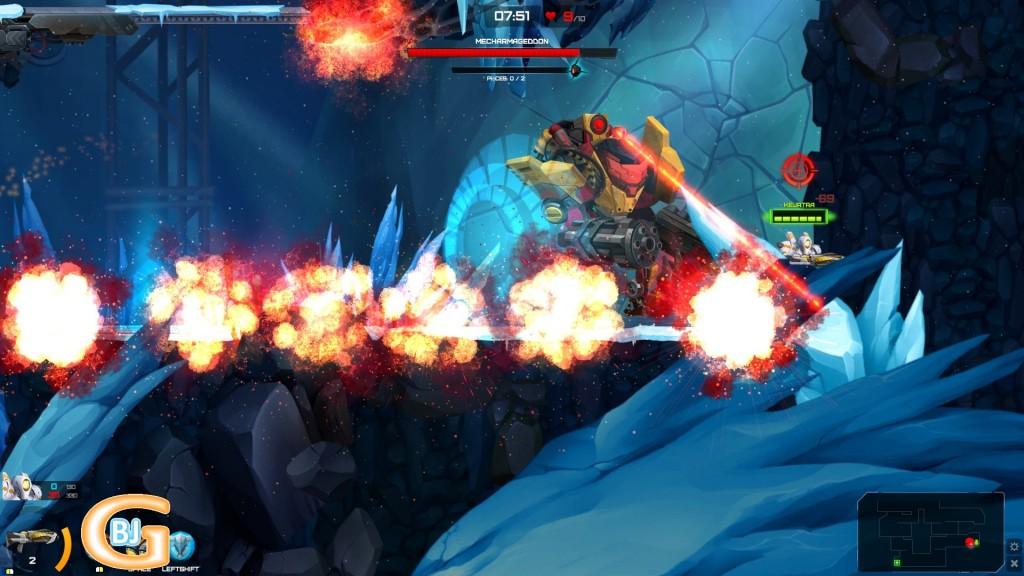 jeu action 2d pc gratuit