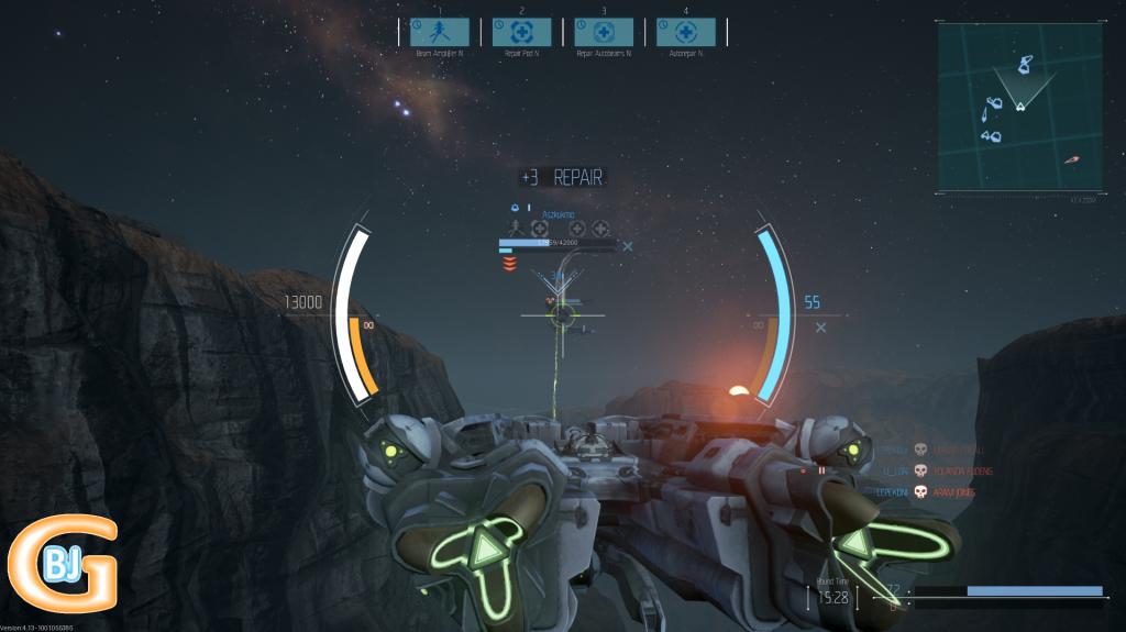 dreadnought jeu vaisseau spatial gratuit sur pc
