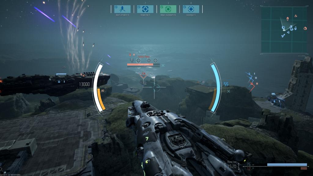 jeu de vaisseau spatial free to play pc