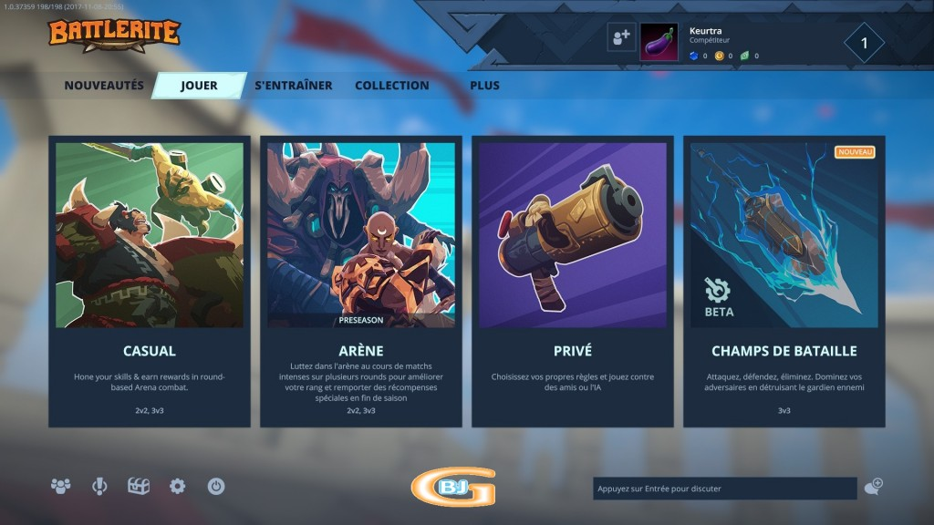jeu de combat et tir gratuit sur pc battlerite bjg bons jeux pc gratuits. Black Bedroom Furniture Sets. Home Design Ideas