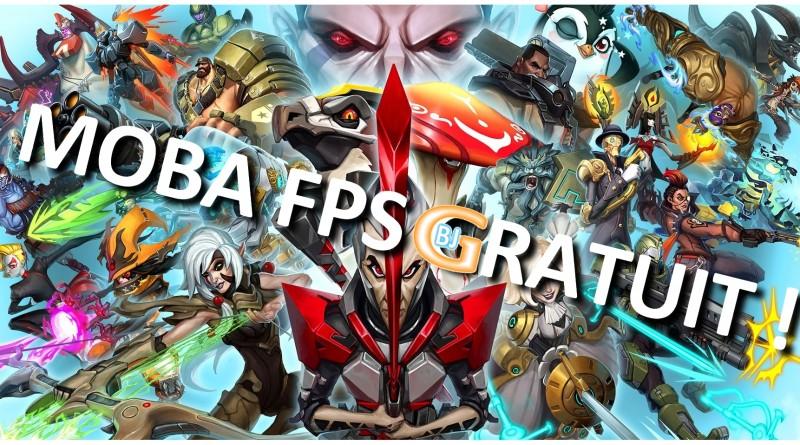 Moba FPS Multijoueur Free-to-Play | Moba FPS Multijoueur Gratuit sur PC