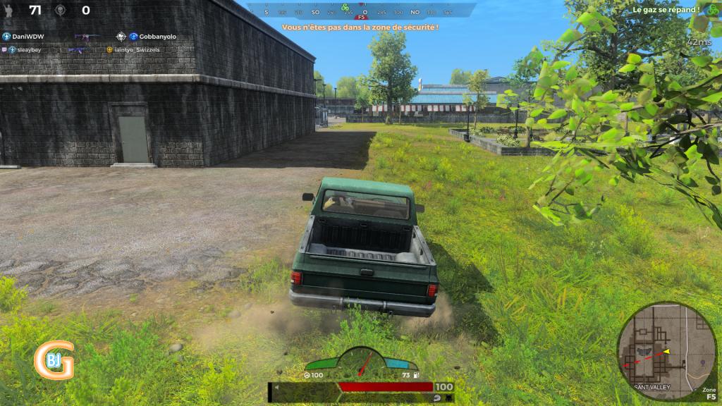 vehicule h1z1 battle royale gratuit pc