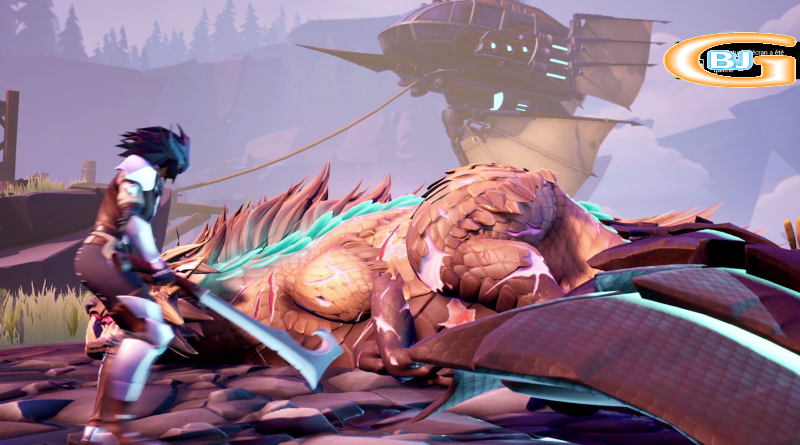 monster hunter free-to-play dauntless - bons jeux gratuits